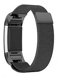 cheap -Smart Bracelet High Quality Stainless Steel Strap Magnetic Milanese Loop Band for Fitbit Charge 2