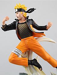 Anime Action-Figuren Inspiriert von Cosplay Naruto Uzumaki PVC 31 CM Modell Spielzeug Puppe Spielzeug