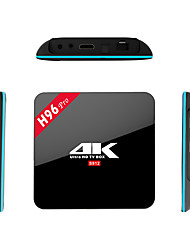 H96 Pro Amlogic S912 Android TV Box,RAM 2GB ROM 16GB Octa Core WiFi 802.11n Bluetooth 4.0