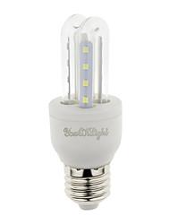 cheap -E26/E27 LED Corn Lights T 16 leds SMD 2835 Decorative Warm White Cold White 210lm 3000/6000K AC 85-265V