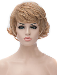 cheap -new high quality european and american popular fiber wig