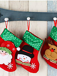 Christmas Stocking Christmas Decorations Accessories   Randomly