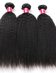 Brazilian Remy Hair Remy Weaves Straight Remy Human Hair Weaves