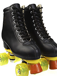 Inline Skates Unisex Anti-Slip Wearproof Indoor Outdoor Practise Rubber Rubber Ice Skating Leisure Sports