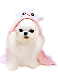 Cute Animals Style  Good Absorption Towel  for Pet Dogs and Cats (Assorted Colours)