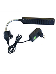 cheap -1pc lm Novelty Lighting LED Aquarium Lights 48 leds High Power LED Decorative 100-240V