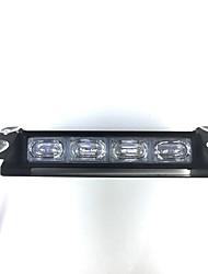 40w LED clignotante 40w lumière conduit lumière stroboscopique 40w conduit 40w queue de lumière conduit la lumière du moteur rouge bleu