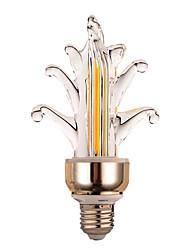 cheap -E26/E27 Decoration Light 2 COB 300-400 lm Warm White Cold White 2800-3200/6000-6500 K Decorative AC 220-240 V