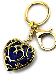 Mehre Accessoires Inspiriert von The Legend of Zelda Cosplay Anime Cosplay Accessoires Schlüsselanhänger Rot / Blau Legierung