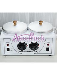 cera nova concepção mais quente aquecedor dupla máquina de parafina cuidados com a pele