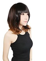 economico -neitsi 1pcs clip di 25g a scoppio di calore capelli sintetici della frangia fibra resistente estensioni posticci