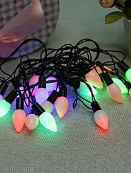 cheap -40-LED 3M Star Light Waterproof Plug Outdoor Holiday Decoration Light LED String Light