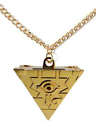 Недорогие -Больше аксессуаров Вдохновлен Yu-Gi-Oh Косплей Аниме Косплэй аксессуары Ожерелья