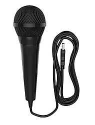 cheap -6 in 1 Wired Microphone Mic Set for Nintendo Wii/Wii U/PS3/PS2/Microsoft Xbox360/PC