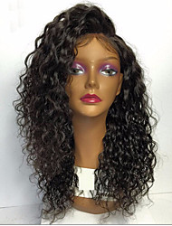 Lace Front Wig Soft Brazilian Hair Front Lace Wigs Natural Curly 150% Density Loose Curly 10''- 26'' In Stock Free Shipping