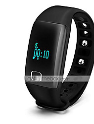 economico -HR08 Intelligente Bracciale Symbian iOS Android Windows Phone Microsoft Windows Mac os  iPhone BlackBerry OS Timer Schermo touch