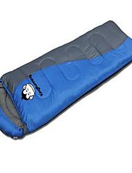 Sleeping Bag Rectangular Bag Single 10 Hollow CottonX50 Camping Traveling IndoorWell-ventilated Waterproof Portable Windproof Rain-Proof