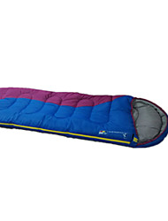 Sleeping Bag Rectangular Bag Single 10 Hollow Cotton 800g 180X30 Hiking / Camping / Traveling / Outdoor / IndoorMoistureproof/Moisture