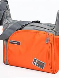 20 L Sling & Messenger Bag Shoulder Bag Leisure Sports Waterproof Breathable Shockproof Nylon