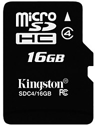 Kingston 16GB TF Micro SD Card scheda di memoria Class4