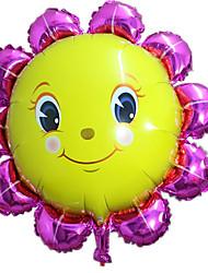 Недорогие -Мячи Воздушные шары Глаза Оригинальные Алюминий Мальчики Девочки Игрушки Подарок 1 pcs