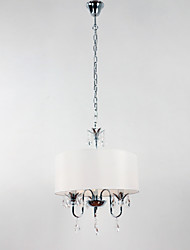 Pendant Light ,  Modern/Contemporary Electroplated Feature for Mini Style Metal Living Room Bedroom Dining Room