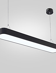 24W White light Modern Simplicity Style LED pendant lights Metal Living Room Bedroom Dining Room Hallway Study Room/Office Decoration lighting