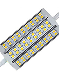 R7S Decoration Light T 54LED SMD 5050 1100lm Warm White Cold White Decorative