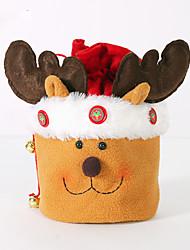 stile casuale di natale ruolo decorazione regali ofing ornamenti dell'albero di Natale regalo di Natale sacchetto regalo di natale