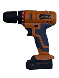 The 12V Double Battery Double Lithium Electricity Rechargeable Electric Drill