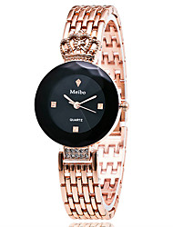 Xu™ Dámské Módní hodinky Náramkové hodinky Křemenný Slitina Kapela Retro Běžné nošení Zlatá Černá Fialová Modrá