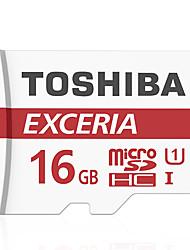 Toshiba 16GB TF Micro SD Card scheda di memoria UHS-I U1 Class10 EXCERIA