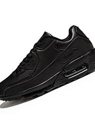 economico -Da uomo-scarpe da ginnastica-Casual Sportivo-Comoda-Piatto-PU (Poliuretano)-Nero Rosa Rosso Bianco