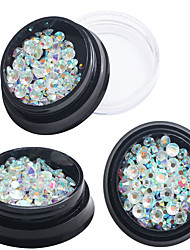 cheap -1PC  Nail Art The Elves Bead Crystal Sand Tiny Beads Micro Drill Mixed Paragraph 4 Optional