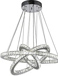 cheap -Chandelier ,  Modern/Contemporary Traditional/Classic Rustic/Lodge Tiffany Vintage Retro Country Island Electroplated Feature for Crystal