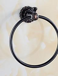 Portasciugamani ad anello Antiquariato 18cm 22cm Portasciugamani ad anello Montaggio a muro
