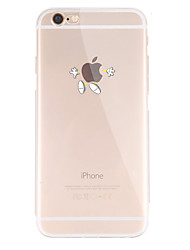 Per iPhone X iPhone 8 iPhone 8 Plus iPhone 7 iPhone 6 Custodia iPhone 5 Custodie cover Fantasia/disegno Custodia posteriore Custodia Con