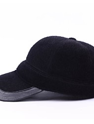 Hat Cap Men's Unisex Thermal / Warm Comfortable for Leisure Sports Baseball