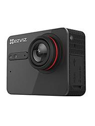 Недорогие -EZVIZ Экшн камера / Спортивная камера 30fps Нет 2 КМОП 8 Гб H.264 Один снимок Непрерывная съемка 30 M