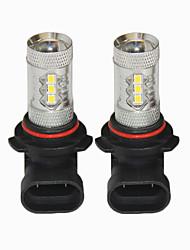 economico -9006 80w ha condotto la lampada della nebbia 9006 canbus lampada principale della nebbia usando vw attenzione corolla juke A3 A4 A6 A6L