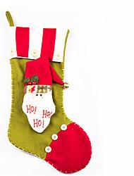 Недорогие -Костюмы Санта Клауса Снеговик Рождественский декор Новогодние подарки Милый Мультяшная тематика Высокое качество Мода текстильный Мальчики Девочки Игрушки Подарок