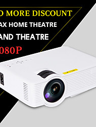 GP-9 LCD WVGA (800x480) Projector,LED 800 Mini Projector