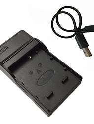 caricabatteria BLE9 micro usb telecamera mobile per PANASONIC BL-E9 GX7 GF6 GF5