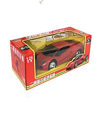 Недорогие -Машинка на радиоуправлении 1001 2.4G Автомобиль 1:12 Бесколлекторный электромотор 50 km/h