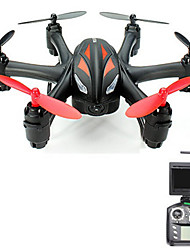 Drone WL Toys Q282G 4CH 6 Axis With CameraFPV LED Lighting One Key To Auto-Return Headless Mode 360°Rolling Access Real-Time Footage Low