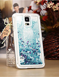cheap -Star Style Case for Samsung Galaxy S4/S5  Galaxy S Series Cases / Covers