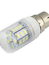 cheap -300lm B22 LED Corn Lights T 27 LED Beads SMD 5730 Decorative Warm White Cold White 85-265V