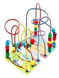 Недорогие -Избавляет от стресса Обучающая игрушка Игрушки Квадратный Круглый Новинки Мальчики Девочки Куски