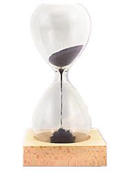 Недорогие -«Песочные часы» Оригинальные Предметы интерьера Стекло Железо Мальчики Девочки Игрушки Подарок 1 pcs