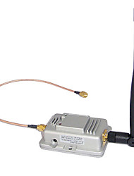 cheap -1000mW 2.4GHz Wi-Fi Signal + D11 Booster (Broadband Wireless Signal Amplifier)